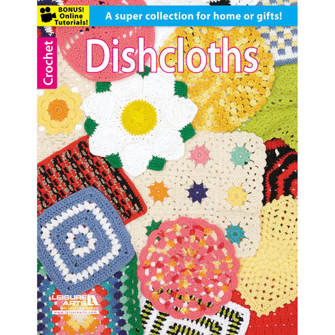 Leisure Arts Dishcloths