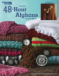 Leisure Arts 48-Hour Afghans