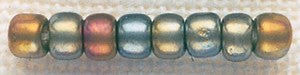 Mill Hill Glass Beads Size 6/O 4mm Abalone