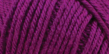 Deborah Norville Collection Everyday Soft Worsted Yarn Bright Violet