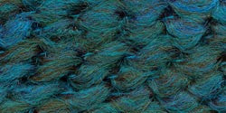 Lion Brand Homespun Yarn Lagoon