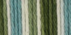 Lily Sugar'n Cream Ombre Yarn Super Size Emerald Isle
