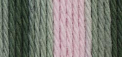 Lily Sugar'n Cream Ombre Yarn Super Size Pink Camo