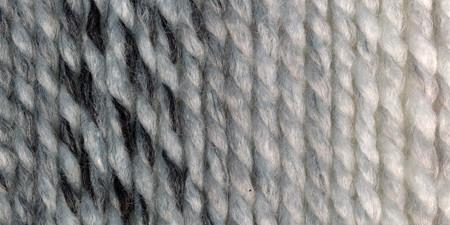 Lion Brand Wool-Ease Thick and Quick Yarn Marble Stripes