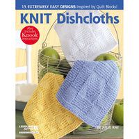Leisure Arts Knit Dishcloths