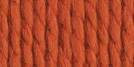 Lion Brand Wool-Ease Thick and Quick Yarn Pumpkin
