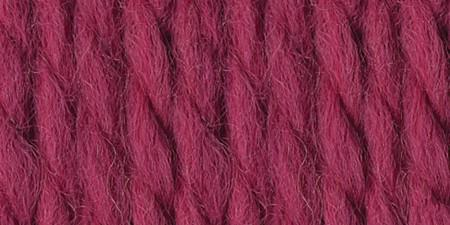 Lion Brand Wool-Ease Thick and Quick Yarn Raspberry