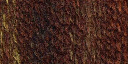 Lion Brand Wool-Ease Thick and Quick Yarn Sequoia Print