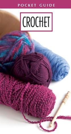 Leisure Arts Crochet Pocket Guide