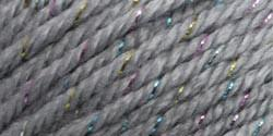 Caron Simply Soft Party Yarn Silver Sparkle