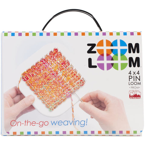 Zoom Loom 4X4 Pin Loom