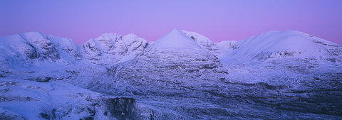 An Teallach Winter Dundonnell
