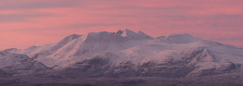 An Teallach mountain Dundonnell