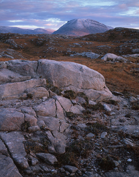 arkle mountain in sutherland