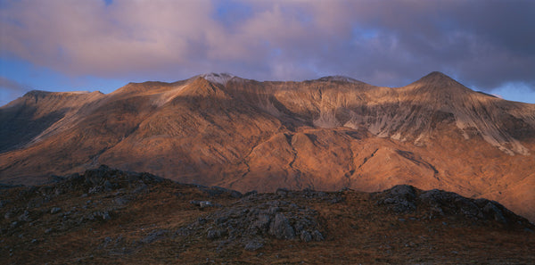 Beinn Eighe mountain in Torridon Scotland