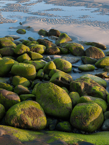 Boulders at Bagh Siar on the Isle of Vatersay Outer Hebrides