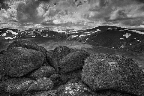 Bynack More summit Cairngorms National Park