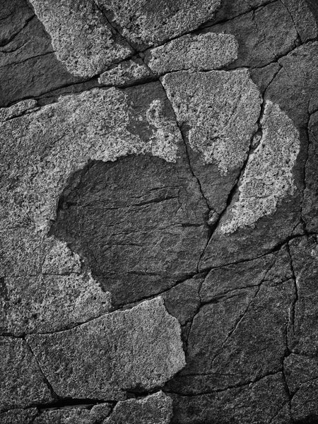 Rock abstract at Oldshoremore Beach Sutherland