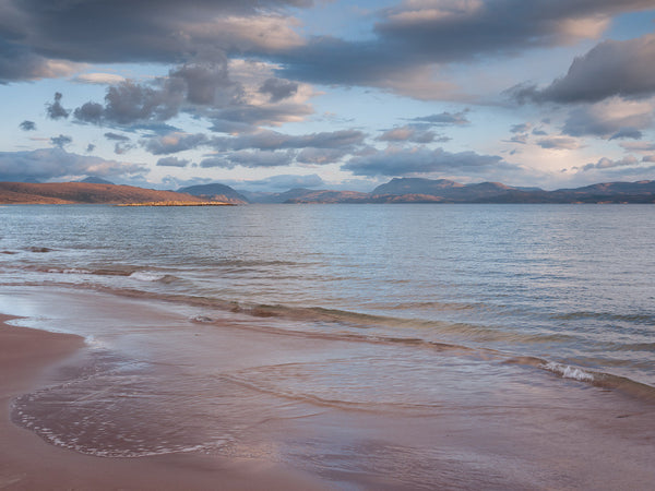 Redpoint Beach and Loch Torridon