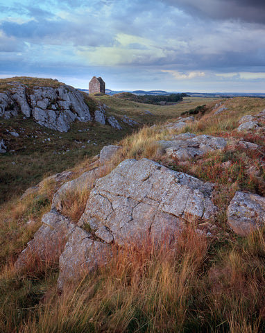 Smailholm Tower Scottish Borders