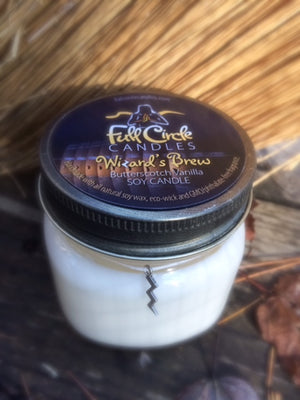 Harry Potter Gift Candle