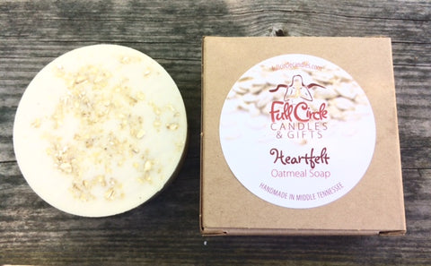 Oatmeal Soap - Milk, Honey and Oats