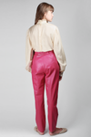 1980s Pink Flamingo Pants