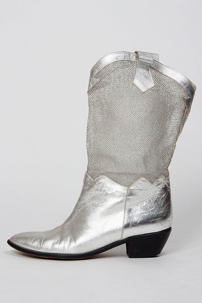 1980s Stardust Cowgirl Boots