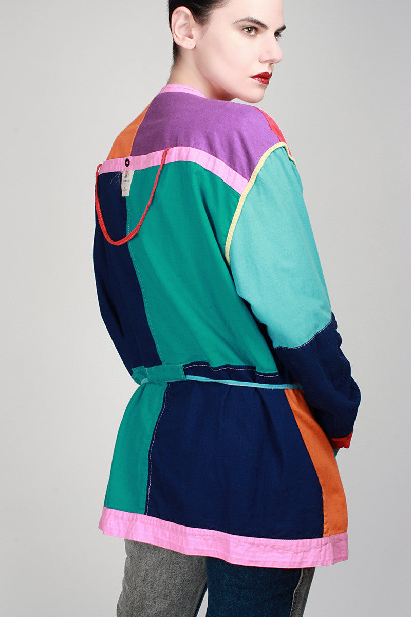 1980s Rainbow Connection Jacket