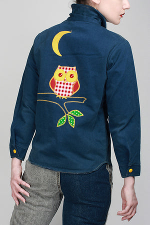 1970s Night Owl Shirt