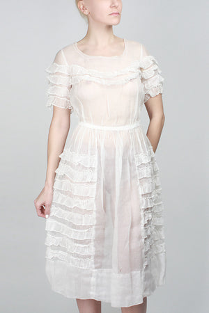 1930s I'm No Angel Dress