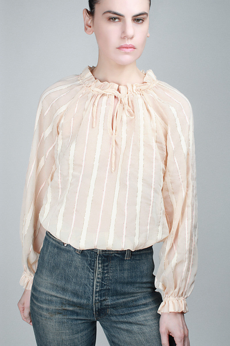 1970s Days Of Heaven Blouse