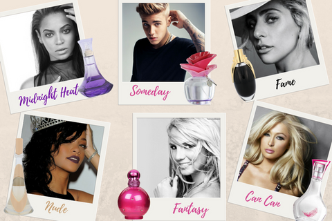 Celebrity Branded & Endorsed Products | Fashion and Beauty