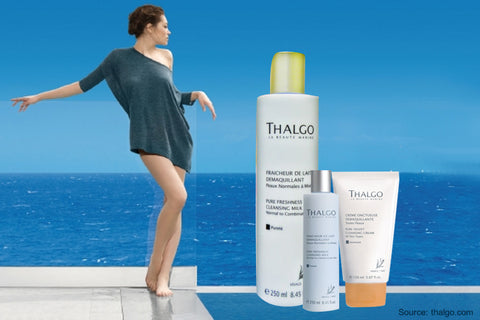 Thalgo | Skin Care | Ocean Driven
