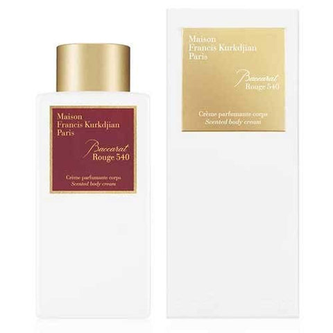 Maison Francis Kurkdjian BACCARAT ROUGE 540 Body Cream 250ml / 8.5oz