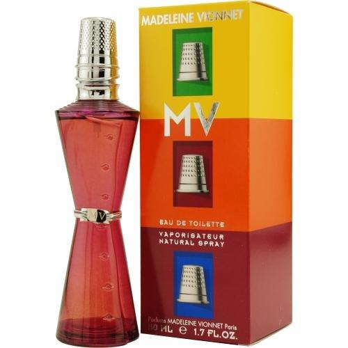 MADELEINE VIONNET MV  Madeleine Vionnet for WOMEN: EDT SPRAY 1.7 OZ | BEAUTY PRICE MATCH GUARANTEED™ - beauty-price-match