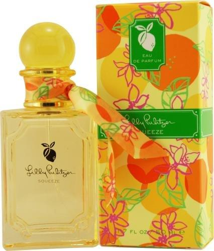 Lilly Pulitzer Squeeze  Lilly Pulitzer  Women EDP Spray 1.7 Oz | BEAUTY PRICE MATCH GUARANTEED™ - beauty-price-match