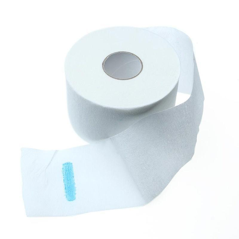 Professional Stretchy Disposable Neck Paper for Barber Salon Hairdressing - beauty-price-match