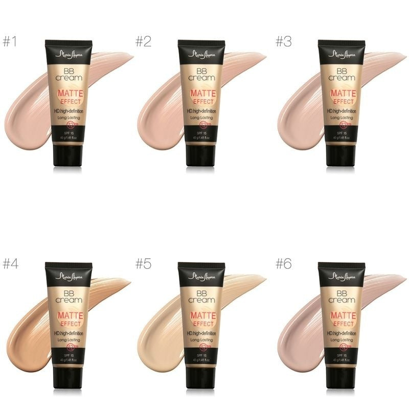 Perfect Cover BB Cream Face Blemish Balm Matte Sun Care Concealer - Buy Beauty Products