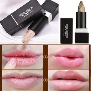 Professional Lip Mask Care Makeup Tool Kit Exfoliating Scrub Anti Ageing Wrinkle Baby Full Lips Lip Enhancer Lip Scrub Stick - beauty-price-match
