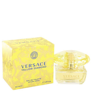 Versace Yellow Diamond 1.7 Oz Eau De Toilette Spray For Women by Versace - beauty-price-match