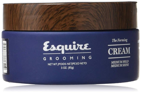 Esquire Grooming The Forming Cream (medium Hold, Medium Shine) 85g/3oz - beauty-price-match