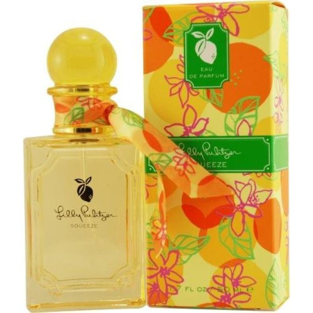 Lilly Pulitzer Squeeze  Women EDP Spray 3.4 Ounces | BEAUTY PRICE MATCH GUARANTEED™ - beauty-price-match