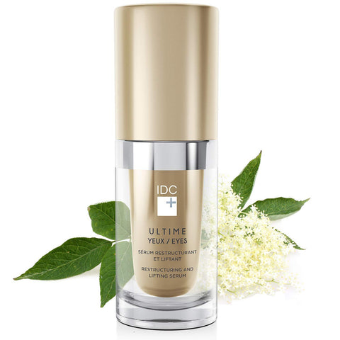 Moisturizing Lifting Eye Cream Serum ULTIME Anti-Aging Eyes Restructuring by IDC DERMO