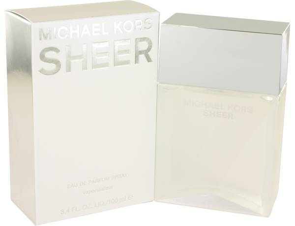 Michael Kors Sheer Perfume | EDP | 3.4 oz | Buy Kors Sheer Perfume - beauty-price-match