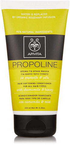 Apivita - Hair Softening Conditioner with Chamomile & Honey - 150ml/5.24oz - beauty-price-match