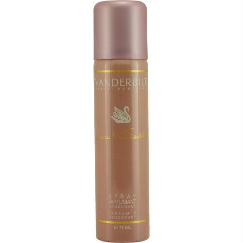 Vanderbilt By Gloria Vanderbilt Deodorant Spray 2.5 Oz - beauty-price-match