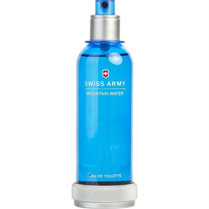 Swiss Army Mountain Water By Victorinox Edt Spray 3.4 Oz *tester - beauty-price-match