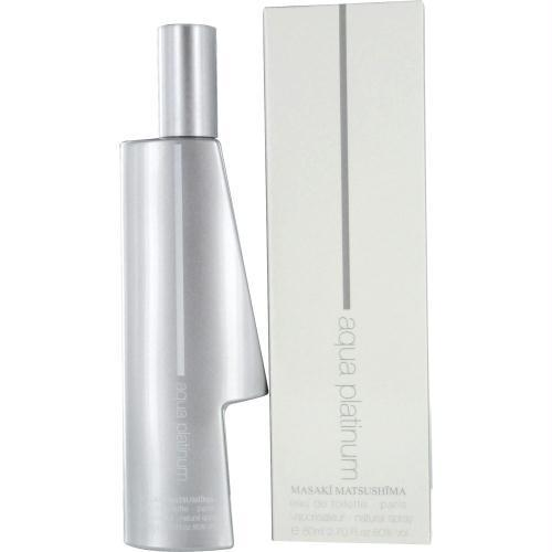 Mat Aqua Platinum By Masaki Matsushima Edt Spray 2.7 Oz - beauty-price-match