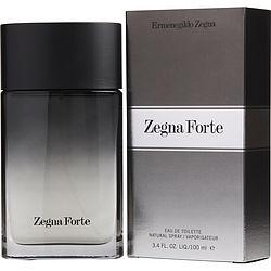 Zegna Forte By Ermenegildo Zegna Edt Spray 3.4 Oz - Buy Beauty Products